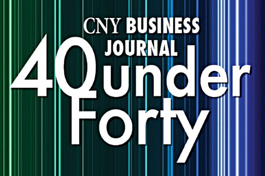 40 Under Forty Honoree